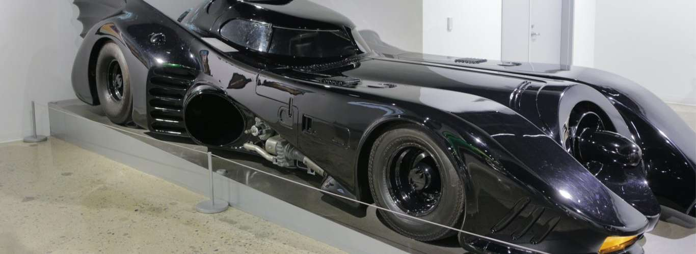 A Batmobile is up for Grabs in London