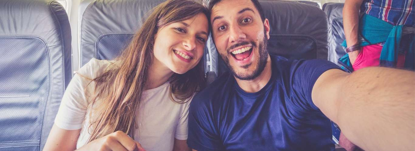 Love is in the Air? This Airline Certainly Thinks So