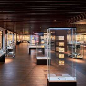 Did You Know About this Museum on Indian Currency Notes?