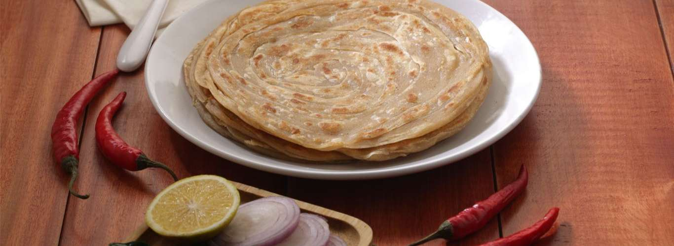 A Parotta with a Message