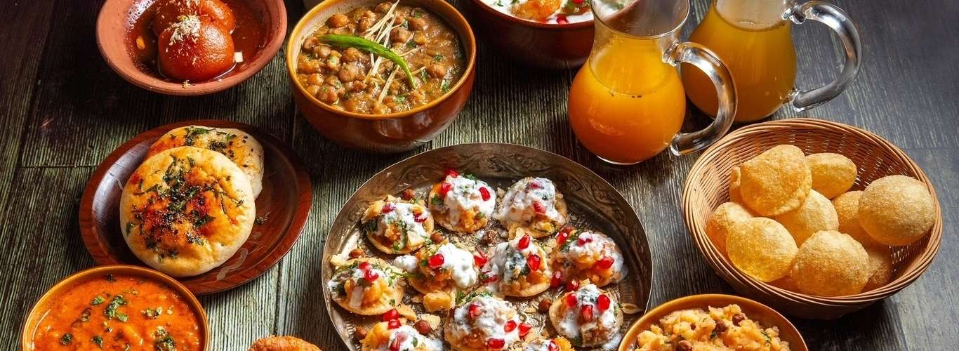 Craving Chaat? ITC Maurya Has Got You Covered