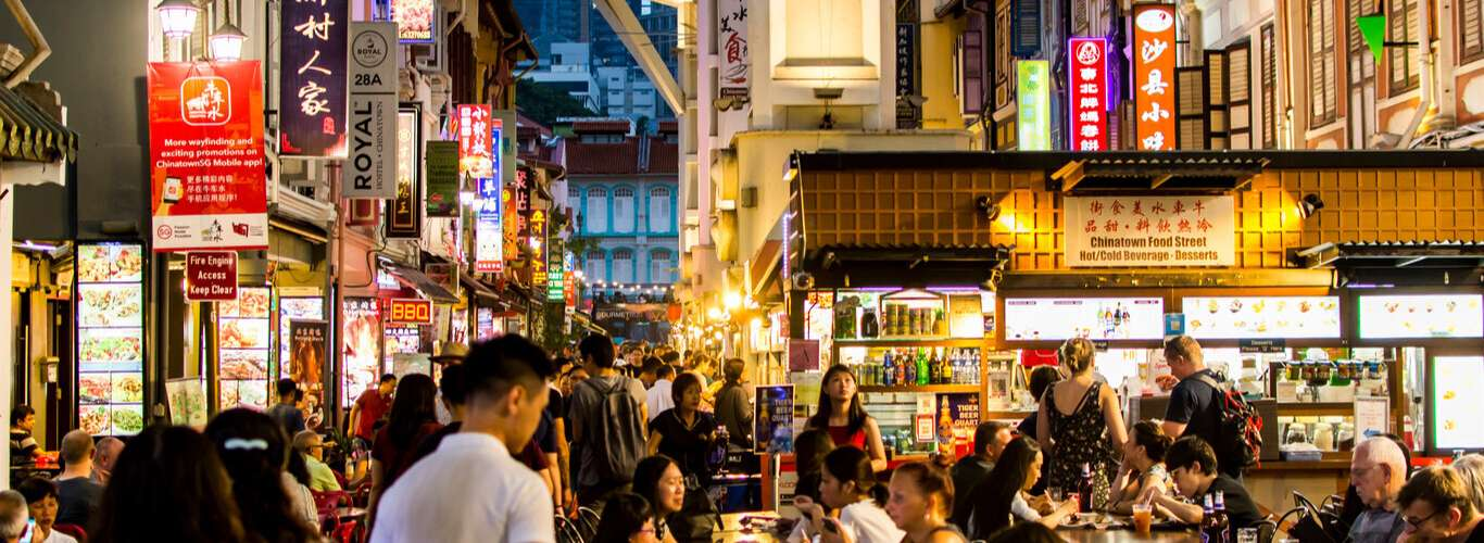Singapore's Hawker Culture is now UNESCO Intangible Cultural Heritage