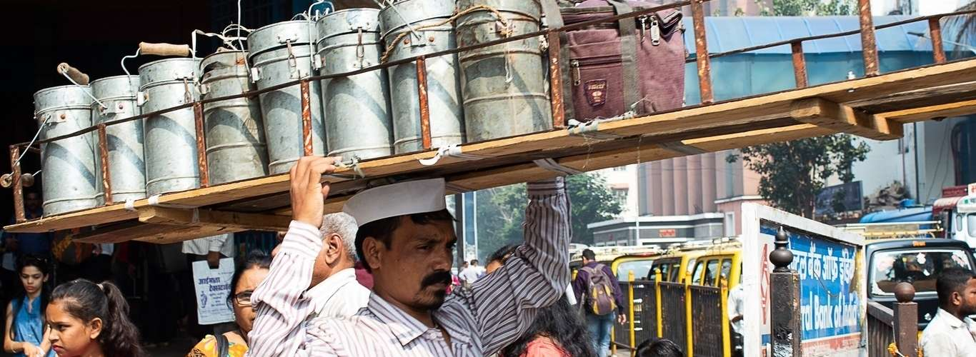 Mumbai's Dabbawalas Will Now Deliver Your Favourites From SOCIAL