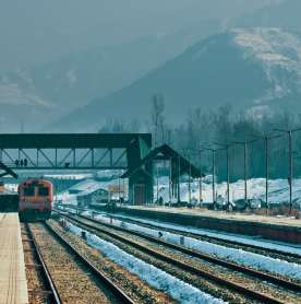 India's Oldest Railway Station to be Developed as a Heritage Site