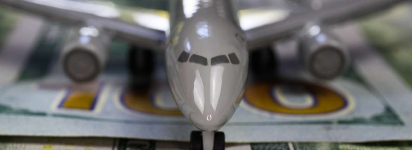 Air Travel Drops but Airlines Keep the Monies Coming
