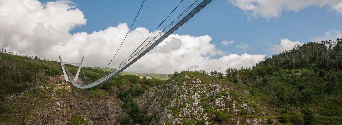 Are you ready to walk across the 516 Arouca?