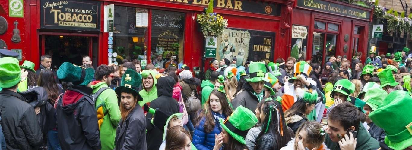 Ireland's St Paddy's Day Goes Virtual