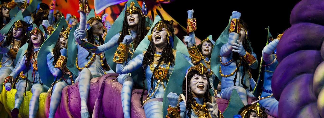 Rio Carnival Cancelled for the First Time in a Century