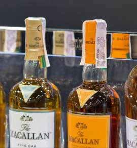 Sotheby's to Auction 78-Year-Old Whisky in Six Bottle Set
