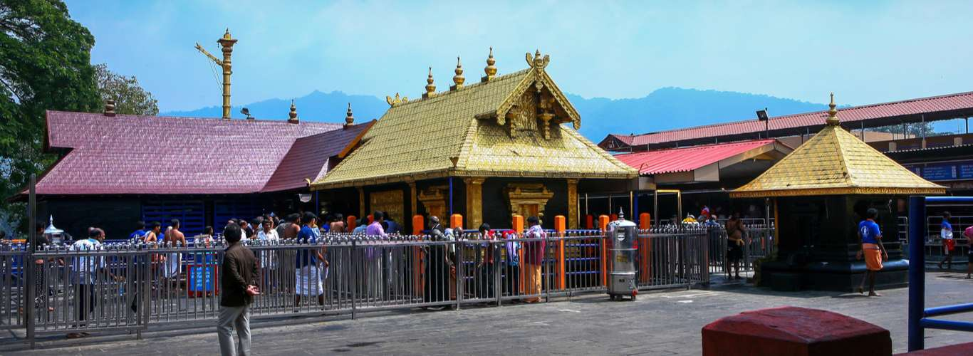 Sabarimala Temple Reopens, COVID-19 Negative Test Needed for Entry