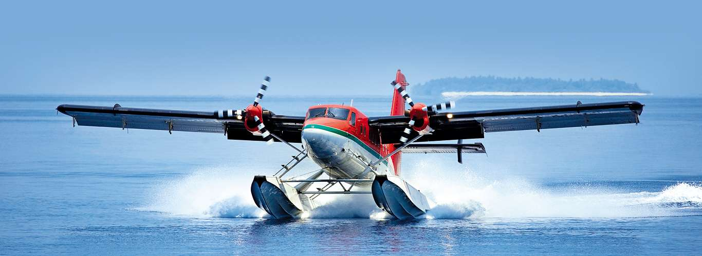 Let's Talk About Seaplanes, Shall We?