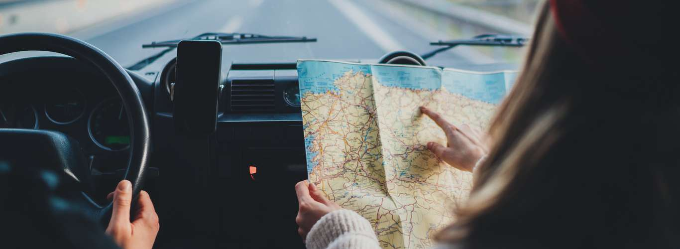 Survey Finds People are Opting for Drive-Down Destinations