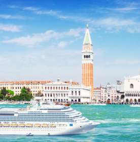 Will the Ban on Cruise Ships Save Venice from Losing its World Heritage Title?