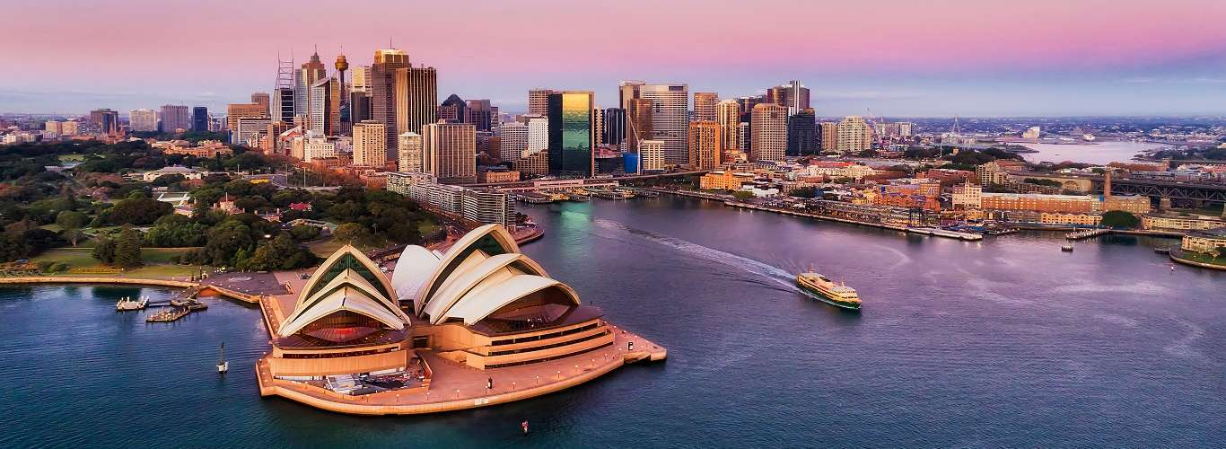 Explore Australia From the Comfort of Your Home