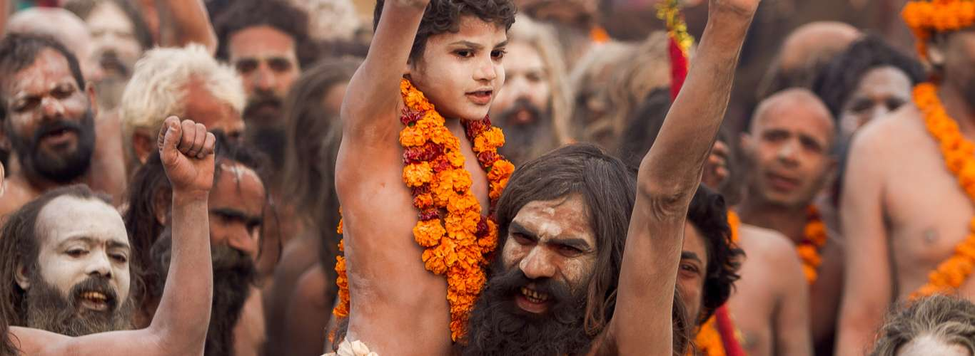 The Kumbh Mela Starts in the Middle of a Second Wave