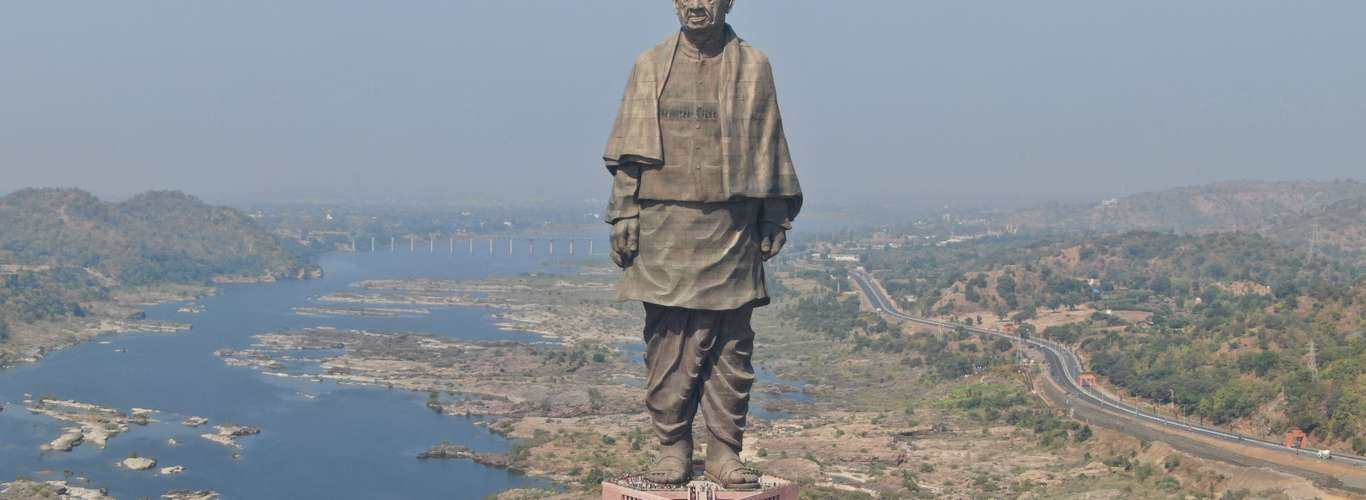 Statue of Unity to Welcome Tourists from October 17