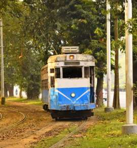 Kolkata Has The World's First Tram Library