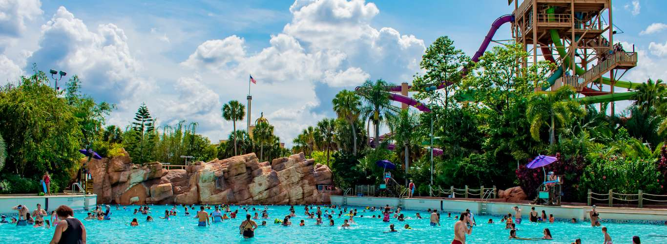 Disney World's Water Parks to Remain Closed till 2021