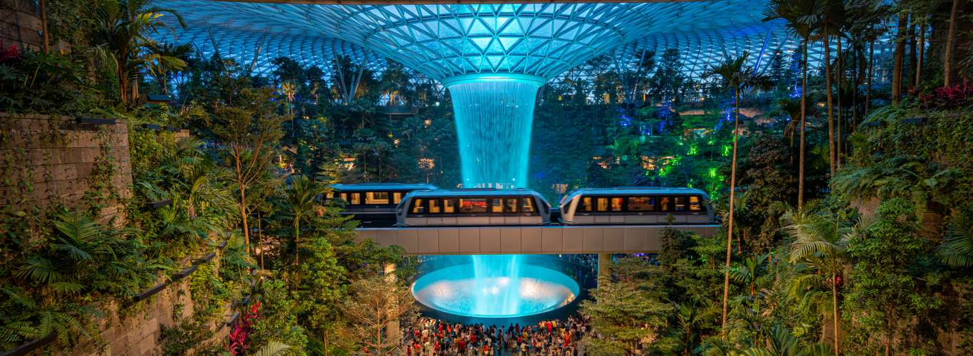 Conduct Meetings in Your Own Bubble at Changi