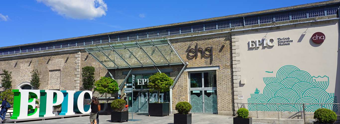 The EPIC Museum Is Europe's Leading Attraction