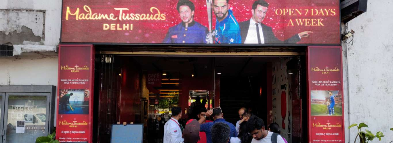 Delhi's Renowned Wax Museum Closed Due to Losses