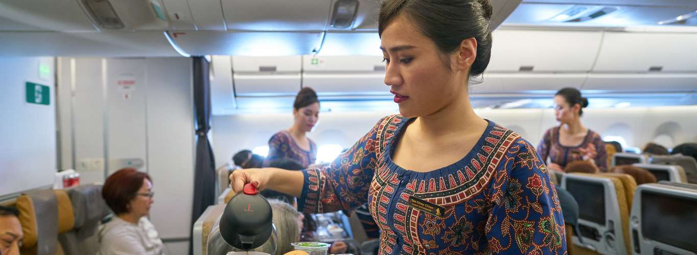 This Dinner Inside an Airplane Cost Rs 34,645; Tickets Sold Out in Minutes