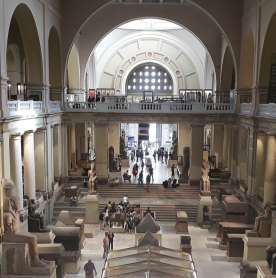 Grand Egyptian Museum All Set To Open In 2020