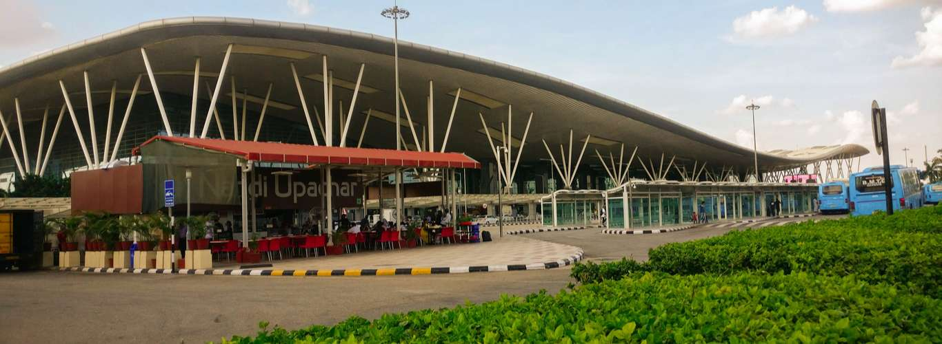Bengaluru Airport now has Contactless Parking-to-Boarding