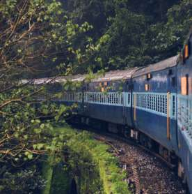 Even Wars Could Not Stop the Indian Railways Passenger Service, But Covid-19 Did