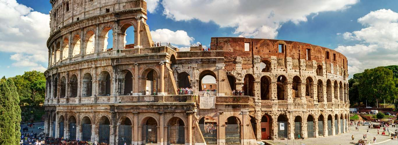 Secret Underground Passages of Colosseum in Rome Now Open to Visitors