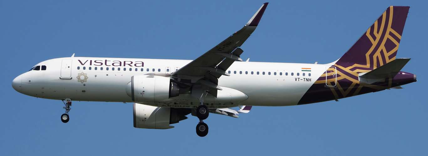 Vistara is World's First Airline to Feature Panasonic's Arc 3D Map App