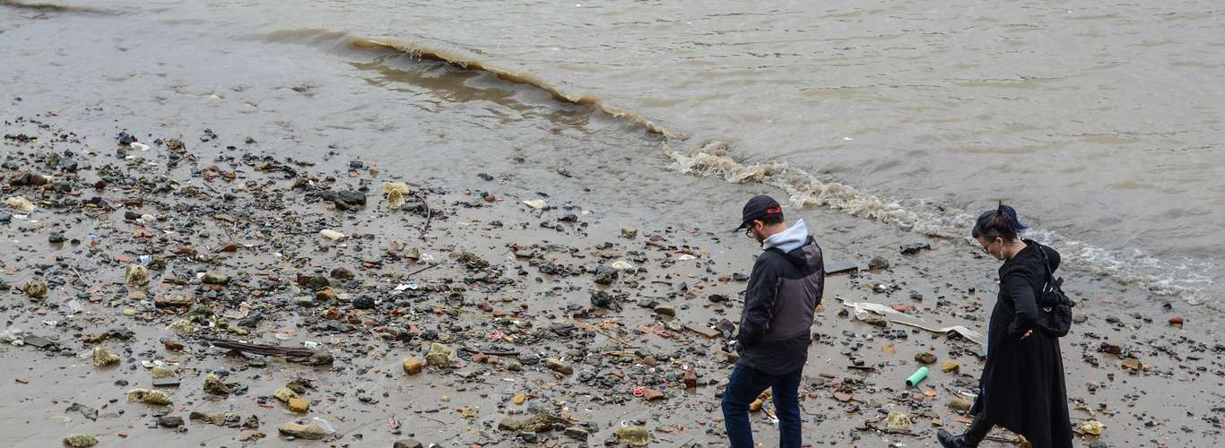 The Thames is Severely Polluted with Plastic, say Scientists