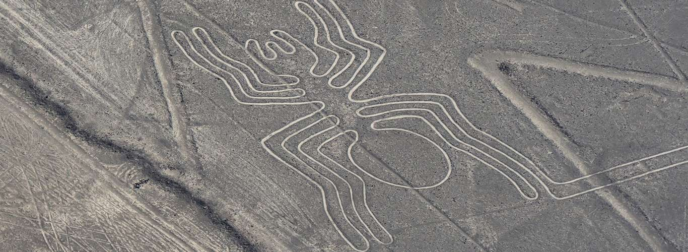 2,000-year-old Geoglyphs Identified Using Artificial Intelligence in Peru