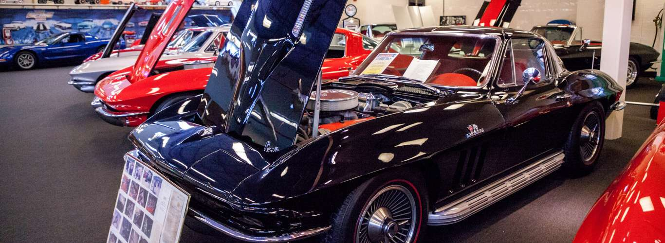 More than 200 Classics At Florida's Muscle Car City Museum Auction