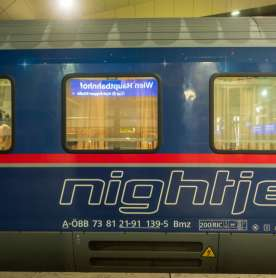 More Night Trains to Connect Major European Cities