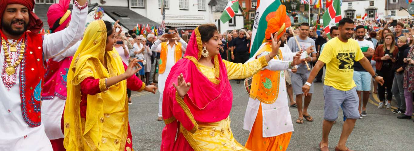 London Celebrates South Asian Heritage Month