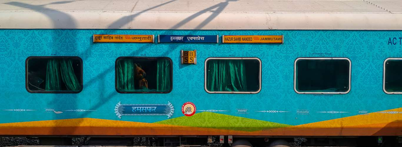 Indian Railways to get more Designed Coaches: Budget