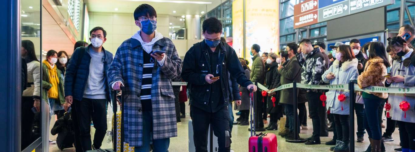 After a 76-day Lockdown, Wuhan Airport Resumes Domestic Flights