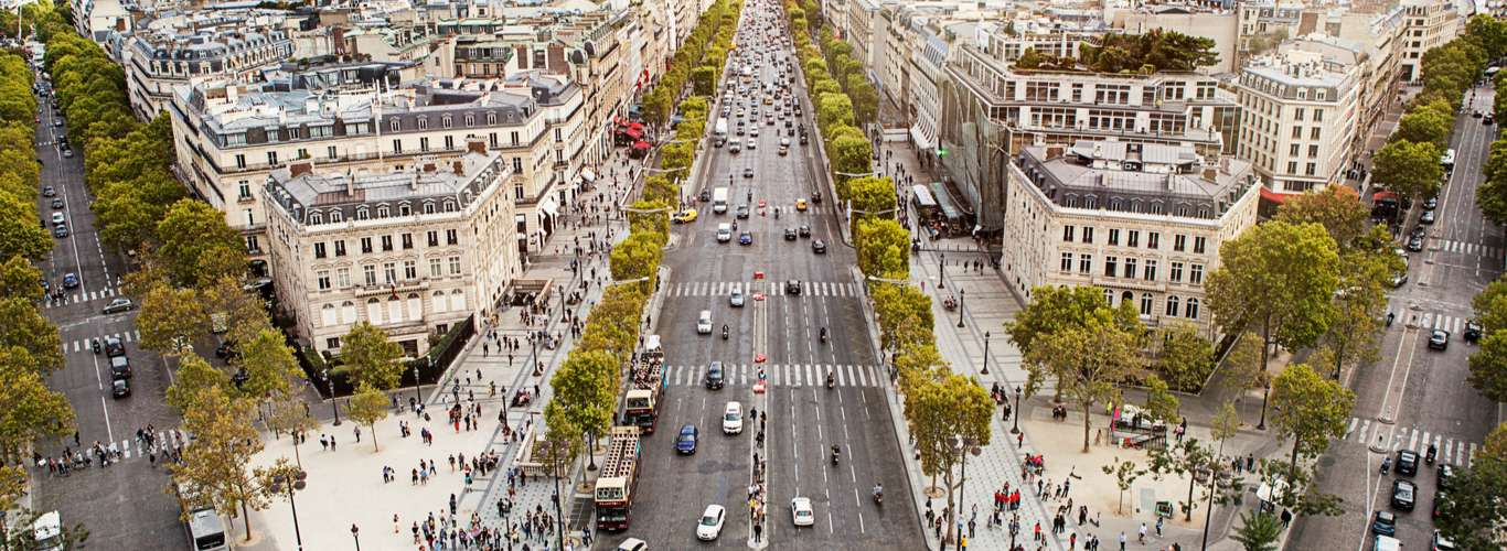 Champs-Élysées Set to be Transformed with an 'Extraordinary Garden'