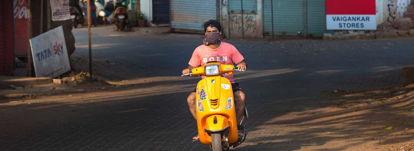 Headed to Goa? Don't Forget to Wear that Mask