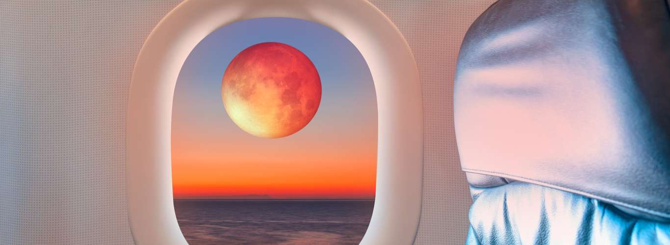 Supermoon Special: Qantas Airlines to Take Passengers on Scenic Flight on May 26