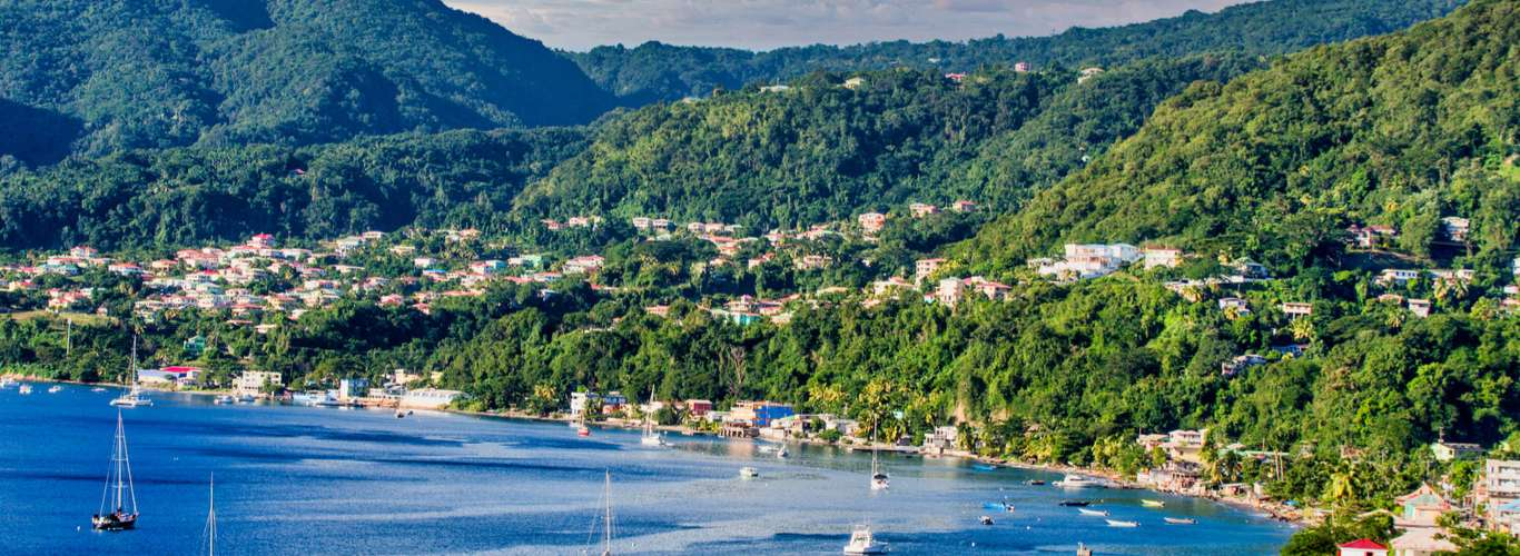 Work from Home in This Caribbean Country