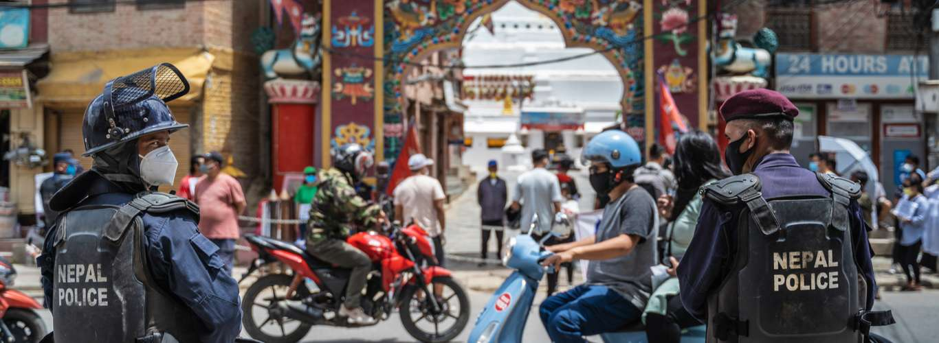Nepal Eases Travel Restrictions