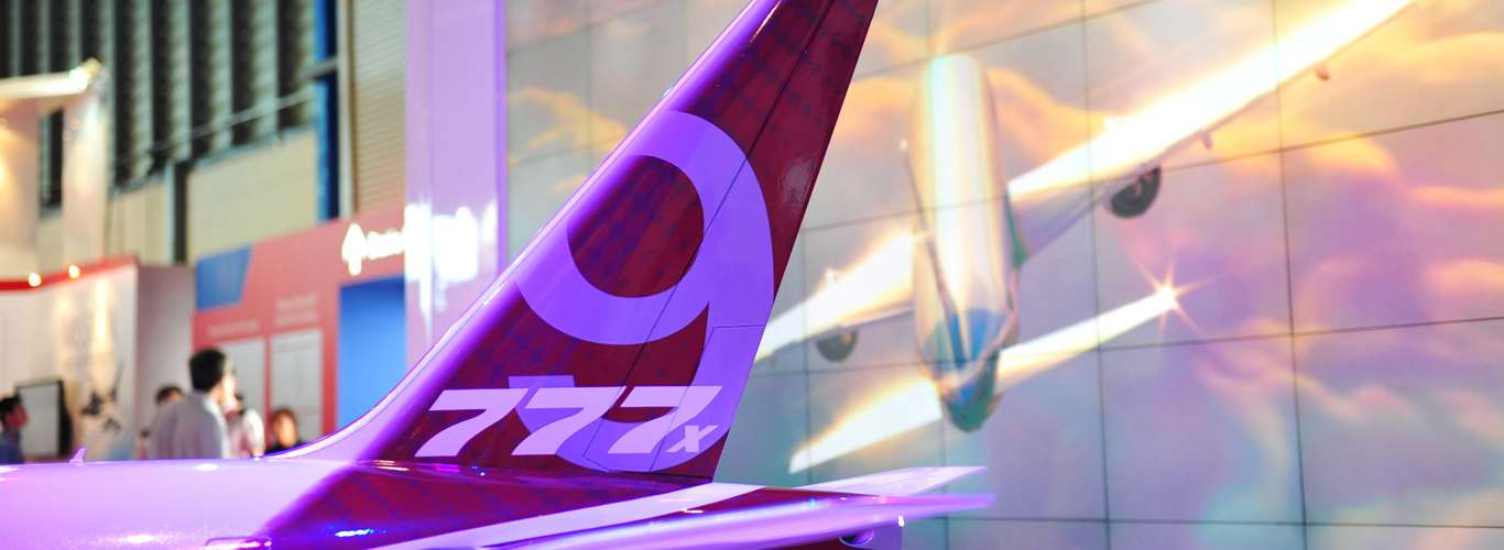 Boeing's Largest Airliner Takes To The Skies