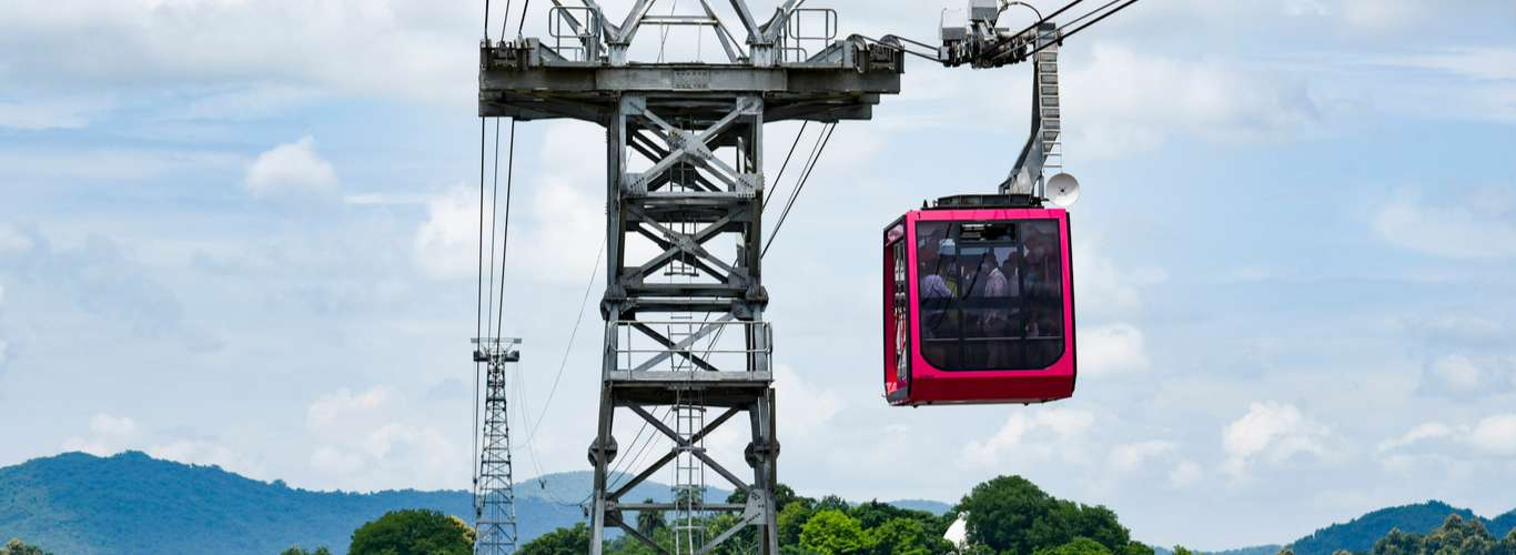 River Ropeway Closes Two Days After Inauguration