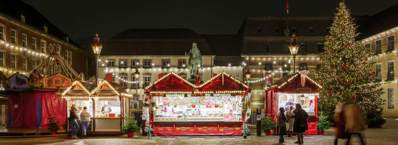 Germany Goes into Hard Lockdown for Christmas