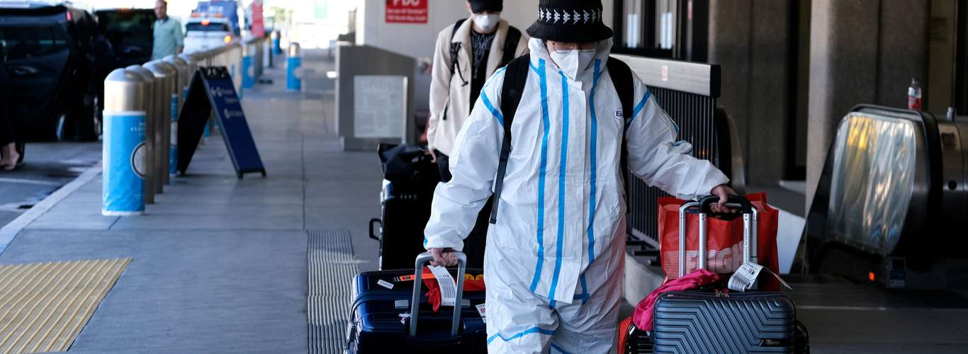 New Travel Guidelines Issued for International Passengers