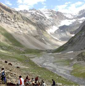 Amarnath is Set to Open
