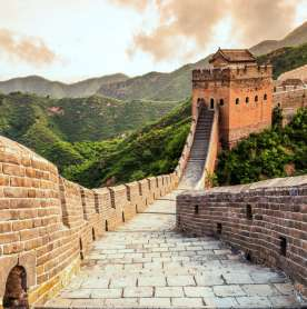 A Section of the Great Wall of China has Re-Opened to Public