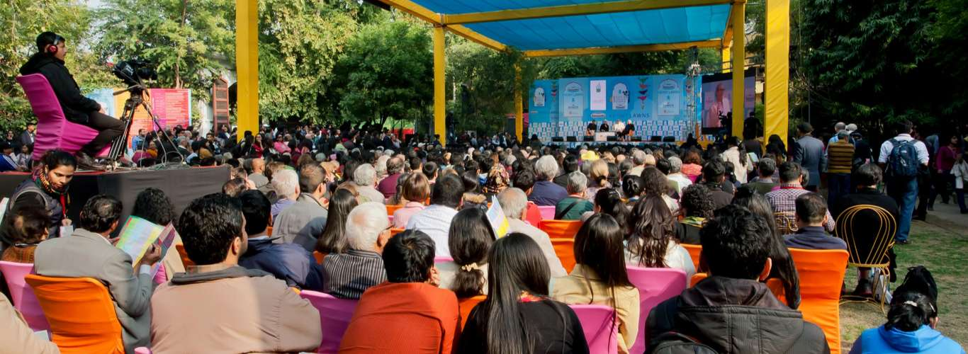 Jaipur Lit Fest's Back and Here's What's in Store